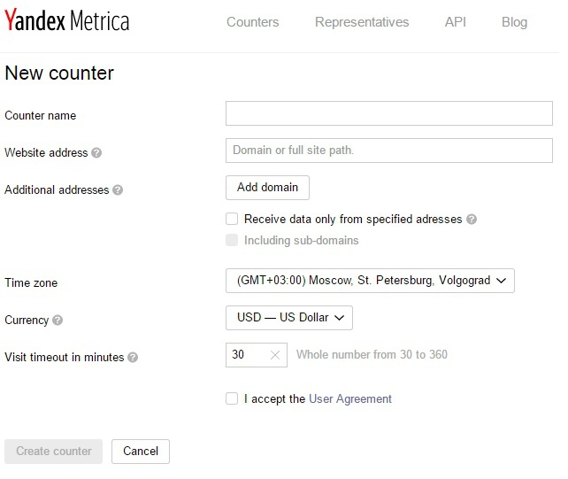 A Complete review of Yandex Metrica Analytics Tool