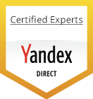 Yandex Direct Certified Experts